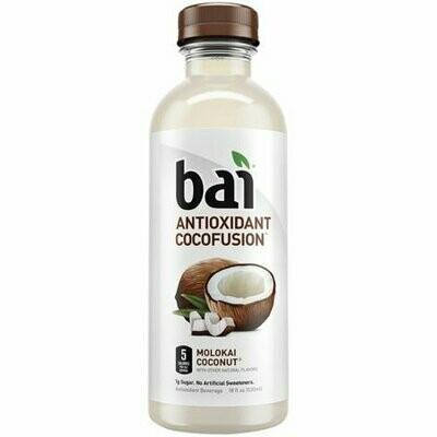 Bai Antioxidant Cocofusion Molokai Coconut