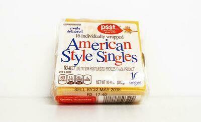 American Stile Cheese - Singles