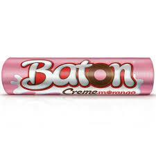 Batom - Creme Morango