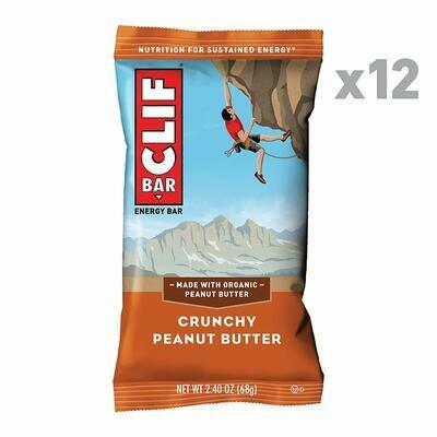 Bar Clif Peanut Butter