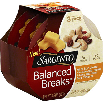 Balance Breakers Chedder Cheese