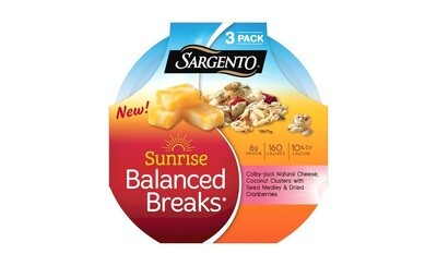 Balance Breakers Sunrise Colby Jack Cheese