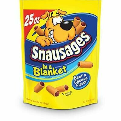 Canine Snausages