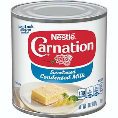 Carnation sweet condensed Milk