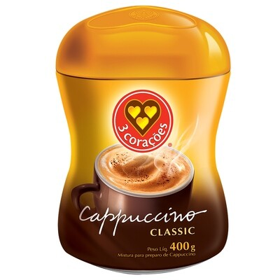 Cappuccino 3 Coracoes