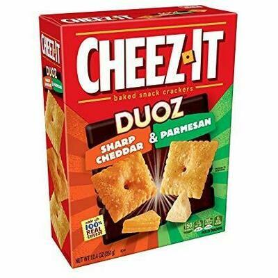 Cheez it Sharp Cheedar Parmesan