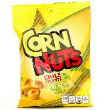 Corn nuts chile picante