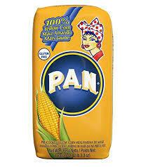 corn meal Pan