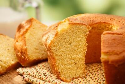 Corn / Fuba Cake