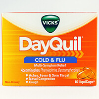 DayQuil 2caps
