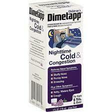 Dimetapp Nighttime Cold & Congestion