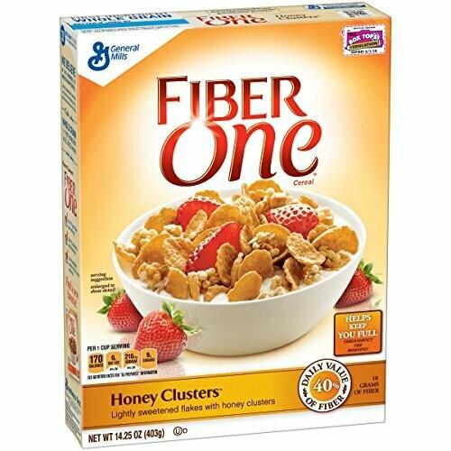 Fiber One Honey Cluster