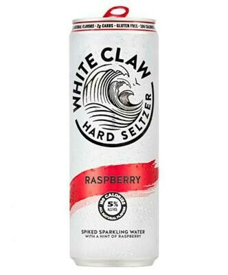 White Claw Hard Selection Raspberry
