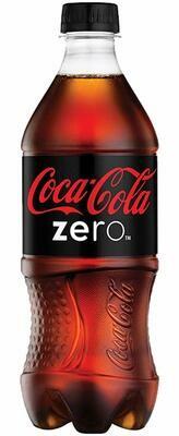 Coke Zero - 16oz
