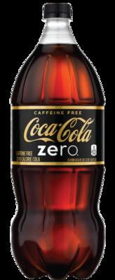 Coke Zero -2liter