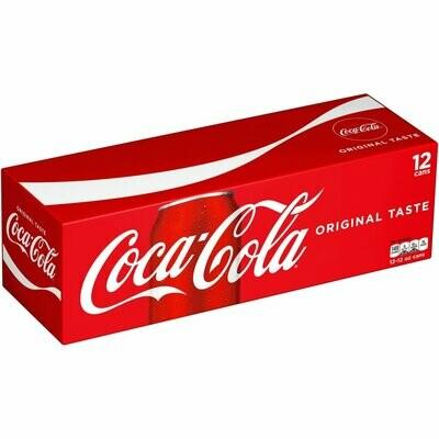Coca-cola - 12 fl oz - 12 Case