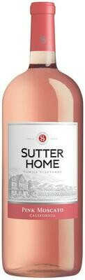 Sutter Home Pink Moscato - Single
