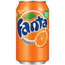 Fanta Orange - 12fl oz Can
