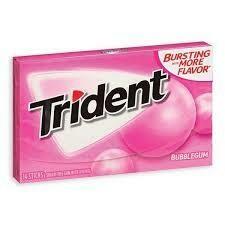 Trident Bubblegum
