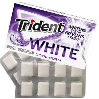 Trident White Cool Push
