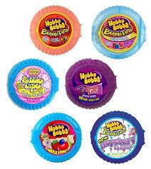 Hubba Bubba (all flavors)