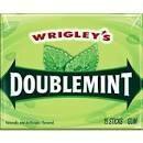 Wringley's Gum Doublemint