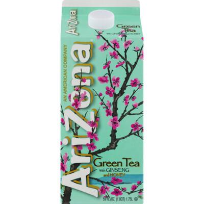 Arizona Green Tea with Ginseng and Honey - 59oz