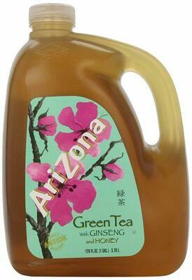 Green Tea Arizona Gal