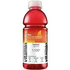 Vitamin Water Fire Spicy