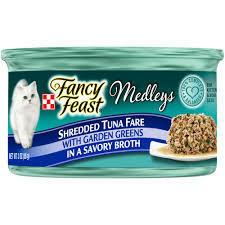 Fancy Feast Shredded Tuna Fare 3 oz