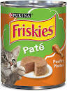 Friskies Pate Poultry Plater