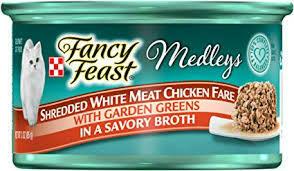 Fancy Feast Shredded White Meat Chicken Fare