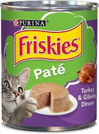 Friskes Pate - Turkey & Giblets Dinner