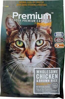 Cat Food Premium
