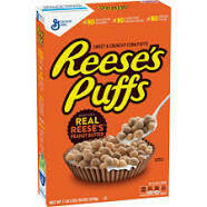 Reeses Puffs