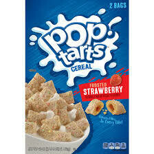 Poptarts Cereal