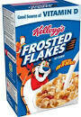 Kellogg's Frosted Flakes - 1.2oz