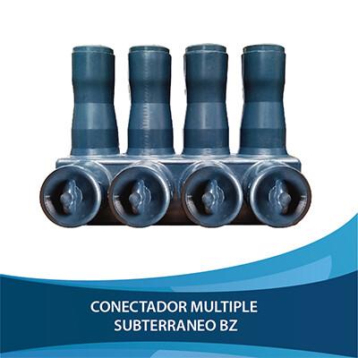 CONECTOR MULTIPLE SUBTERRANEO BZ