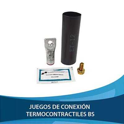 JUEGO DE CONEXIÓN TERMOCONTRACTIL