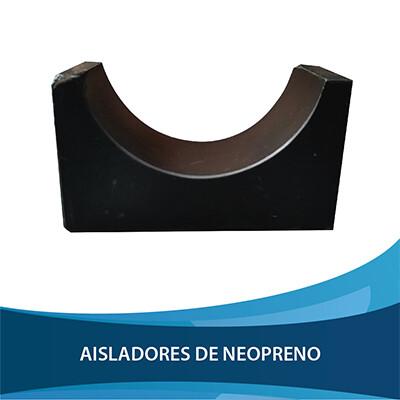 AISLADORES DE NEOPRENO