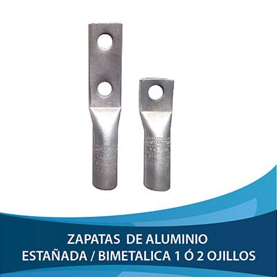 ZAPATA DE ALUMINIO YAL