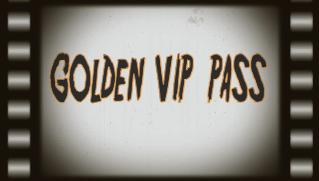 Golden VIP Pass