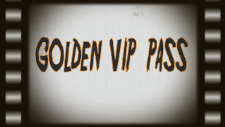 Golden VIP Pass