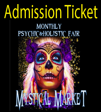 December Mystical Market Admission for 1