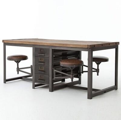 Rupert Industrial Architect Письменный стол