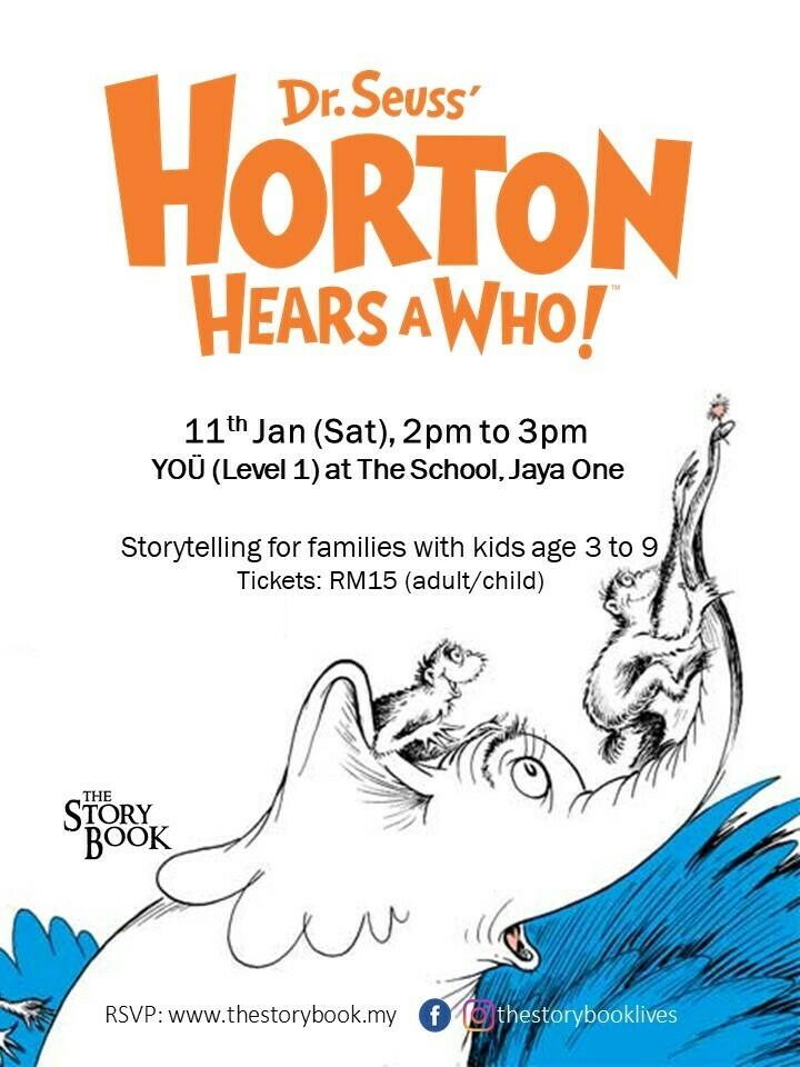 Horton Hears a Who at Jaya One