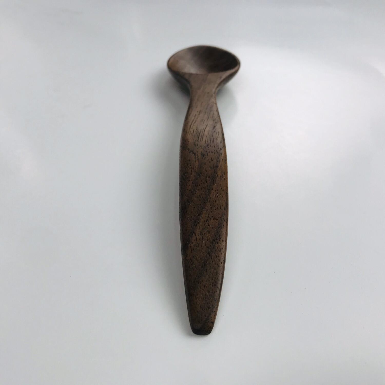 Walnut Chef's Tasting Spoon