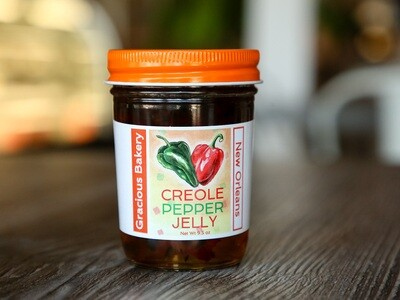Creole Pepper Jelly (8.75 oz jar)