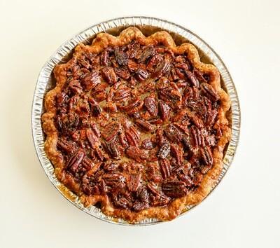 Pecan Pie with Sazerac Liquor