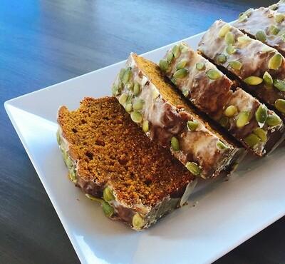Pumpkin Bread (loaf)